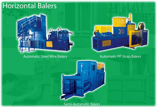 Horizontal Baler Selection